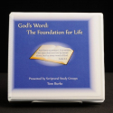 God's Word: The Foundation for Life - CD Set