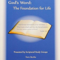 God's Word: The Foundation for Life - PDF Study Guide Download
